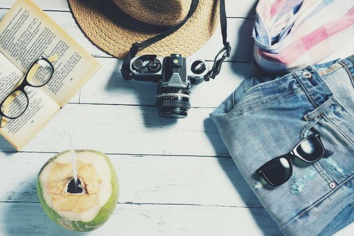 Holiday, Travel, Vacation, Summer