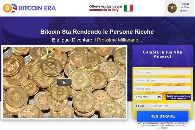 Bitcoin Era Opinioni