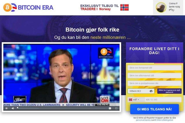 Bitcoin Era - Svindel Eller Ikke?