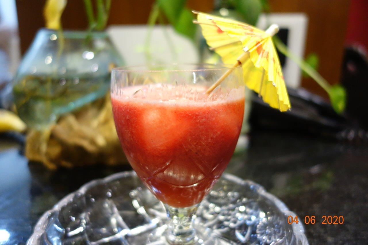 Watermelon squash recipe