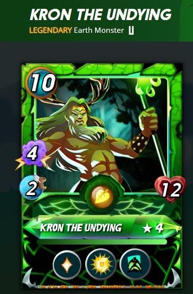 Kron is a Flex Card :)
