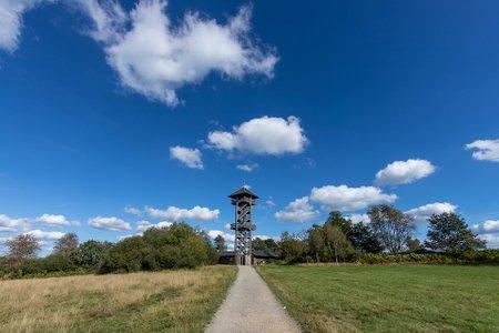 "Hiking in the Belgium Ardennes part 2 ""Les Haute Fagnes"" nature reserve"