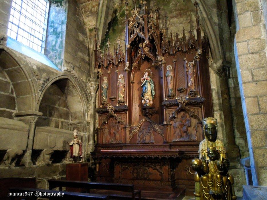 Chapel and Black Madonna of Montserrat