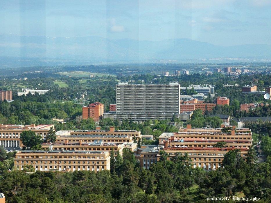 Panoramic of the University City