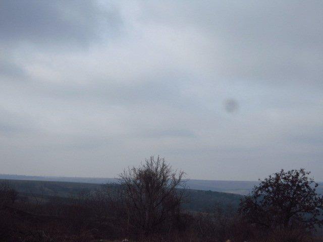 Panoramic view of the surroundings of the city of Podolsk (Kotovsk), Odessa region