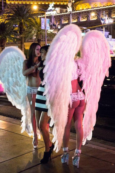 Guardian angels everywhere