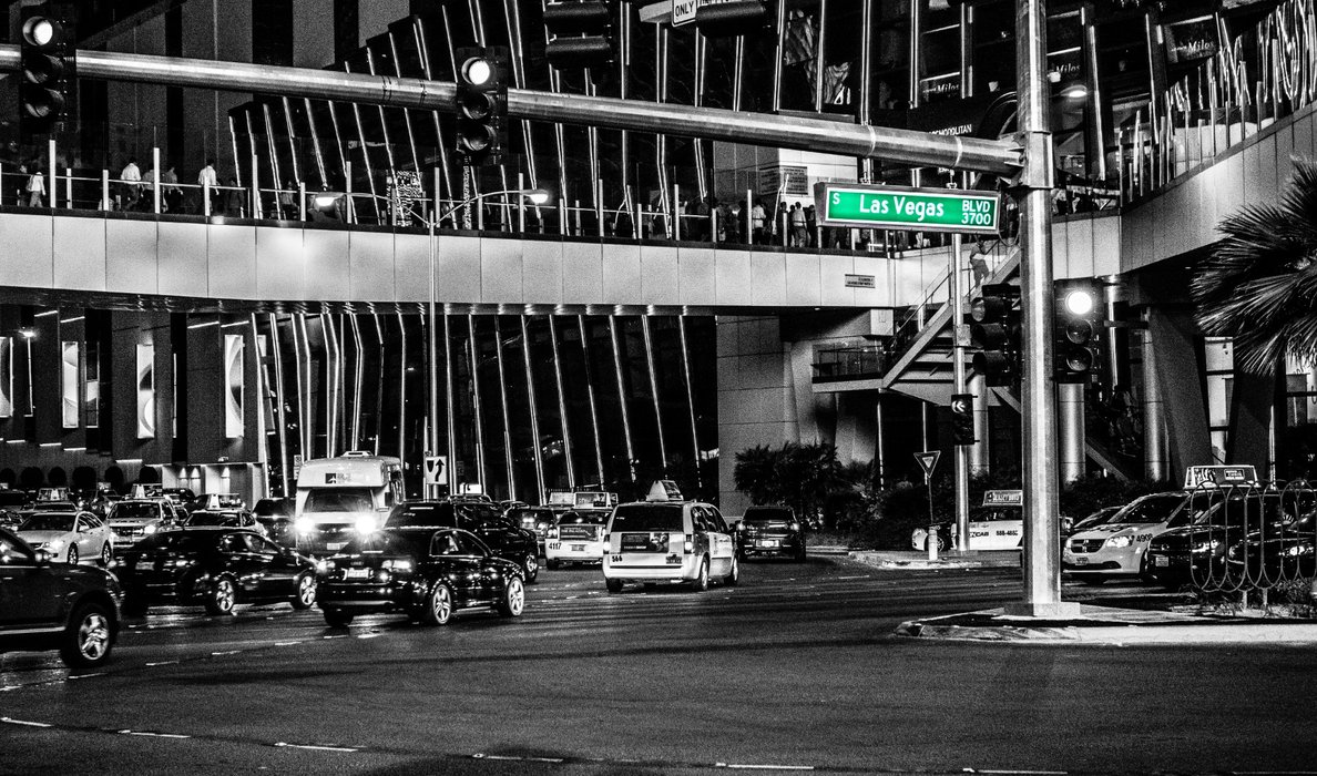 The streets of Vegas a worthy sight