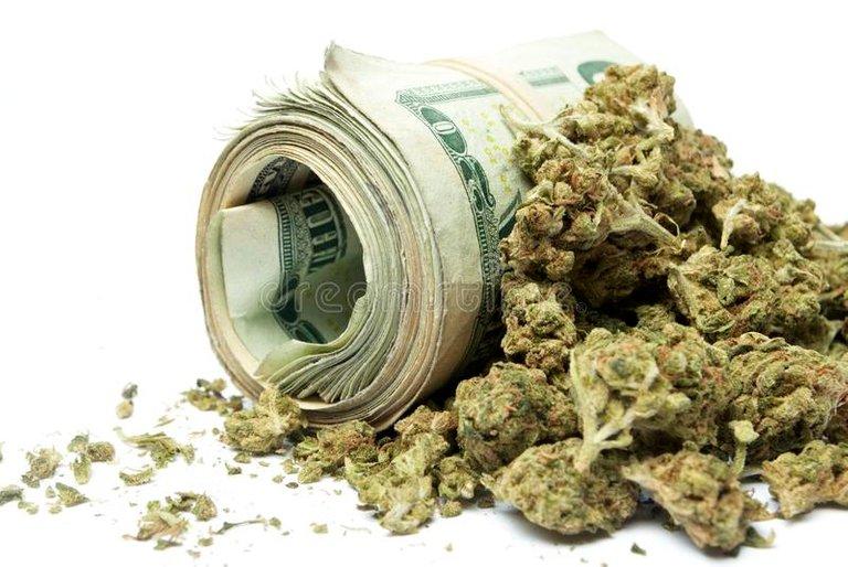 marijuanamoneycannabislegalizationobjectswhitebackgroundmedicalrecreationalweed39366017.jpg