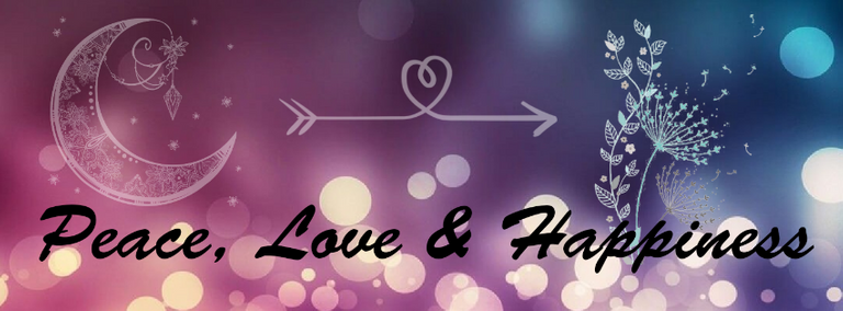Peace, LOve Happy Banner.png