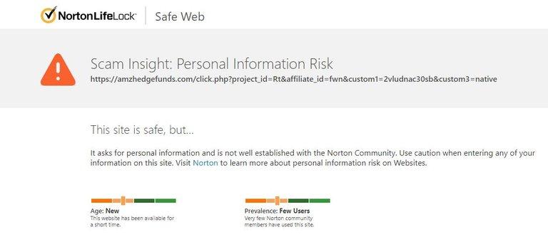 Norton Scam Insight.JPG