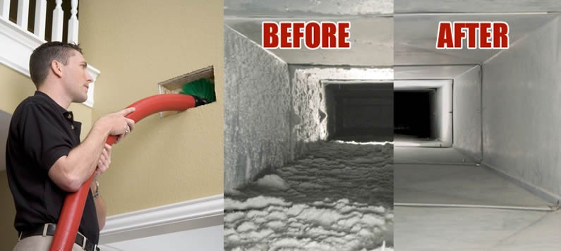 When to Call an Professional Air Duct Cleaner