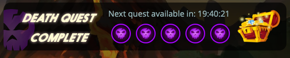 Daily Quest 9/21/21 (What are potions for?)