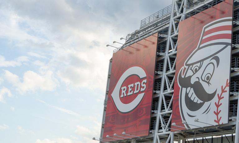 Reds Baseball Sky - Megan Hood - Pixabay