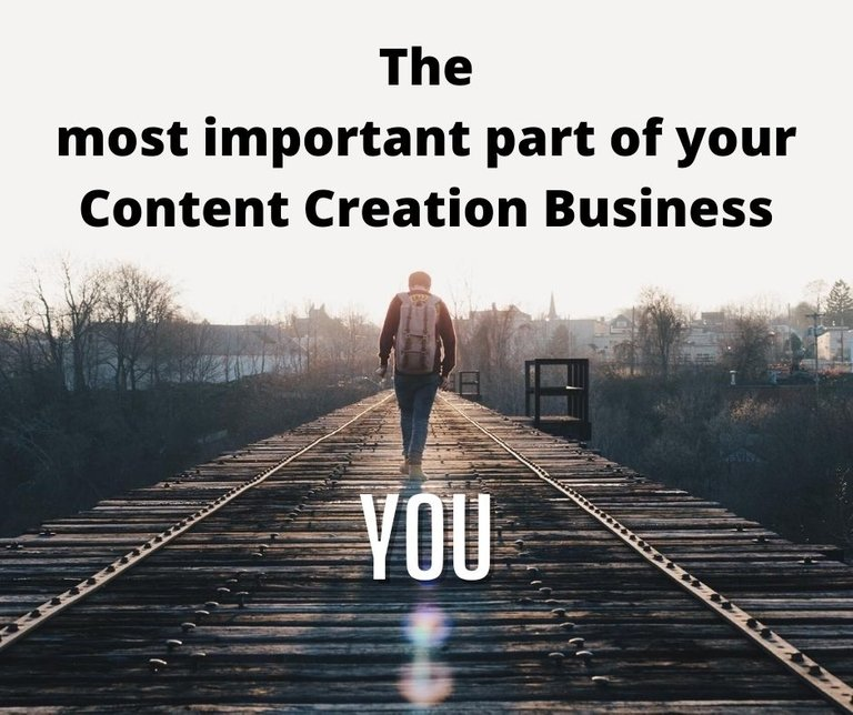 The most important part of your Content Creation Business  YOU.jpg