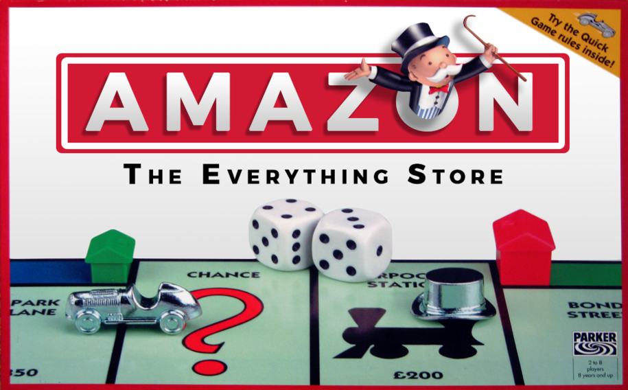 Is Amazon a Monopoly or not in its industry?