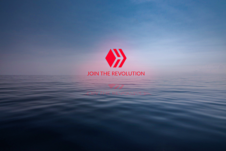 Join the Revolution by @thepeakstudio