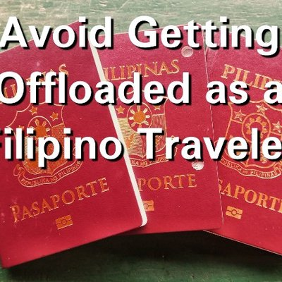 Tips to Avoid Getting Offloaded by Philippine Immigration (For Solo Female Travelers)