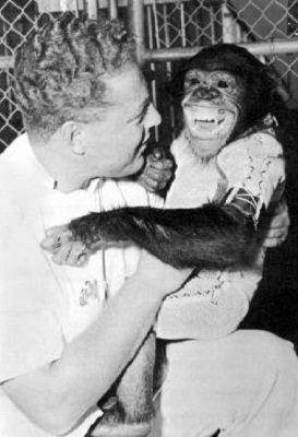 Ham the Chimp and handler NASA public.jpg