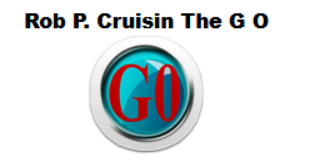 Rob P. Cruisin The G O Badge.png