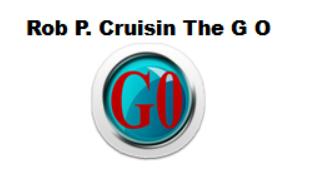Rob P. Cruisin The G O Badge.png