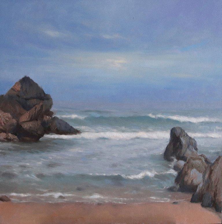 Marie Blom, Bølger.jpg