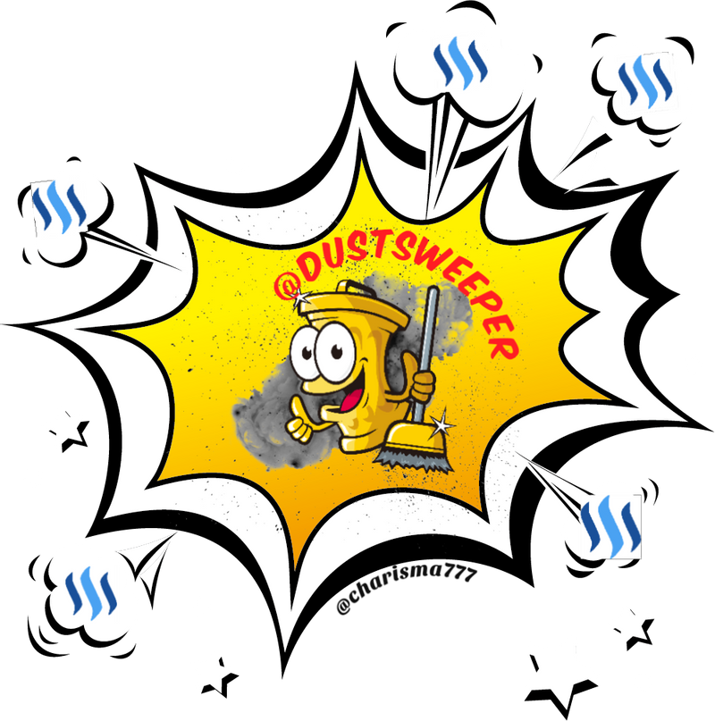 dustsweeper image from @dustsweeper