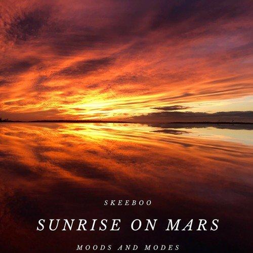 Sunrise on Mars by Skeeboo