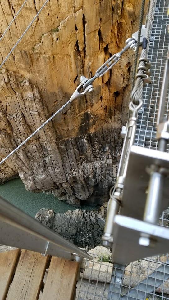 Nie patrz w dół! / Don't look down!