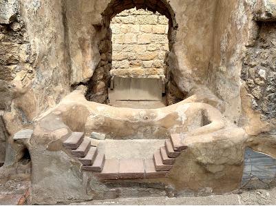 Herod's bathtub