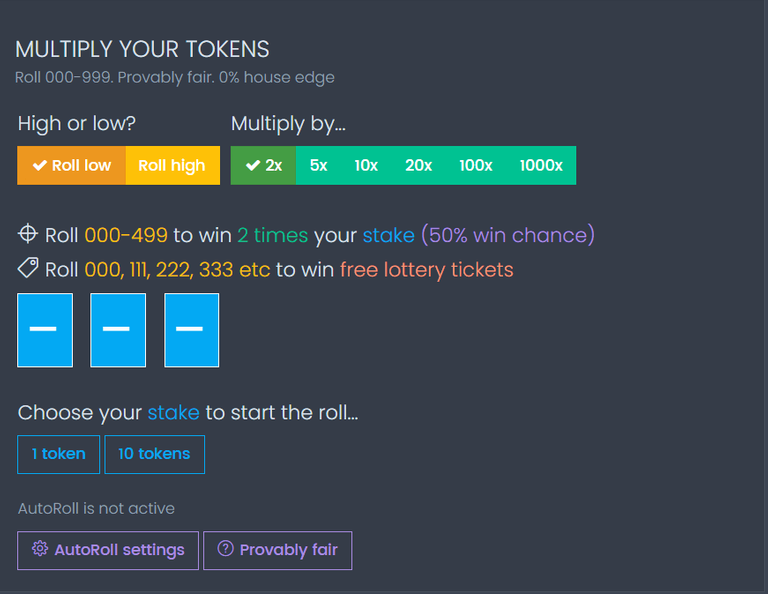 multiply your tokens in CoinPot wallet