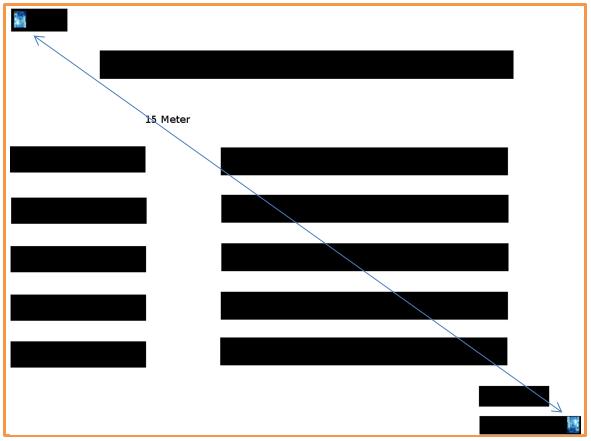 Gambar 3.8 Peta ruang konferensi penelitian jarak 15 meter.PNG