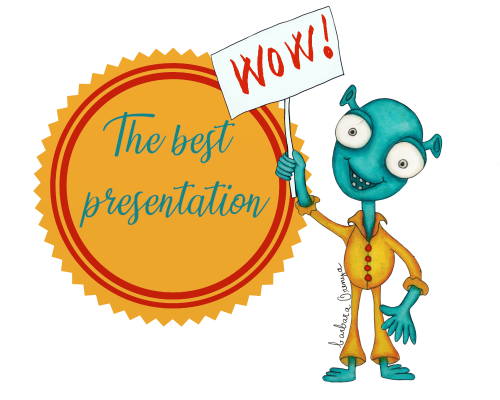 The best presentation Award.png
