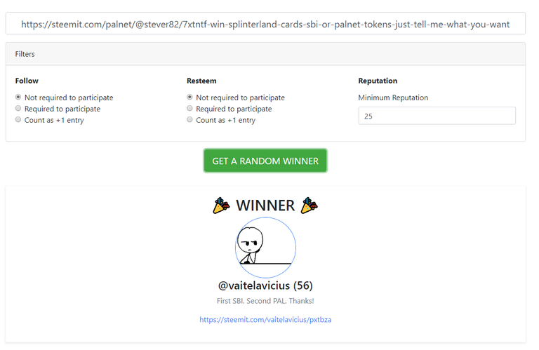 20190920 18_29_42Steem Random Winner Picker.png