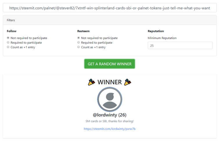 20190920 18_30_21Steem Random Winner Picker.png