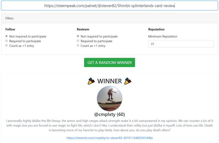 20191203 17_04_13Steem Random Winner Picker.png