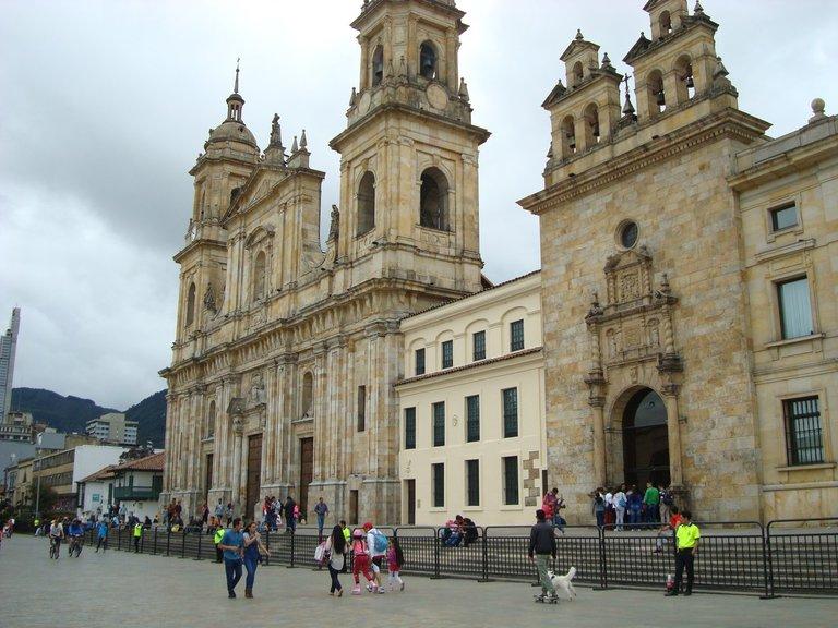 Metropolitan Basilica Cathedral of Bogotá