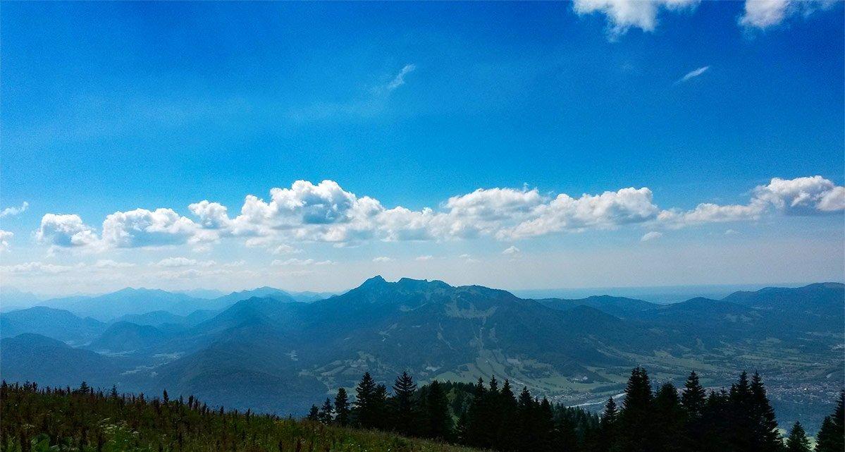 Brauneck Benediktenwand