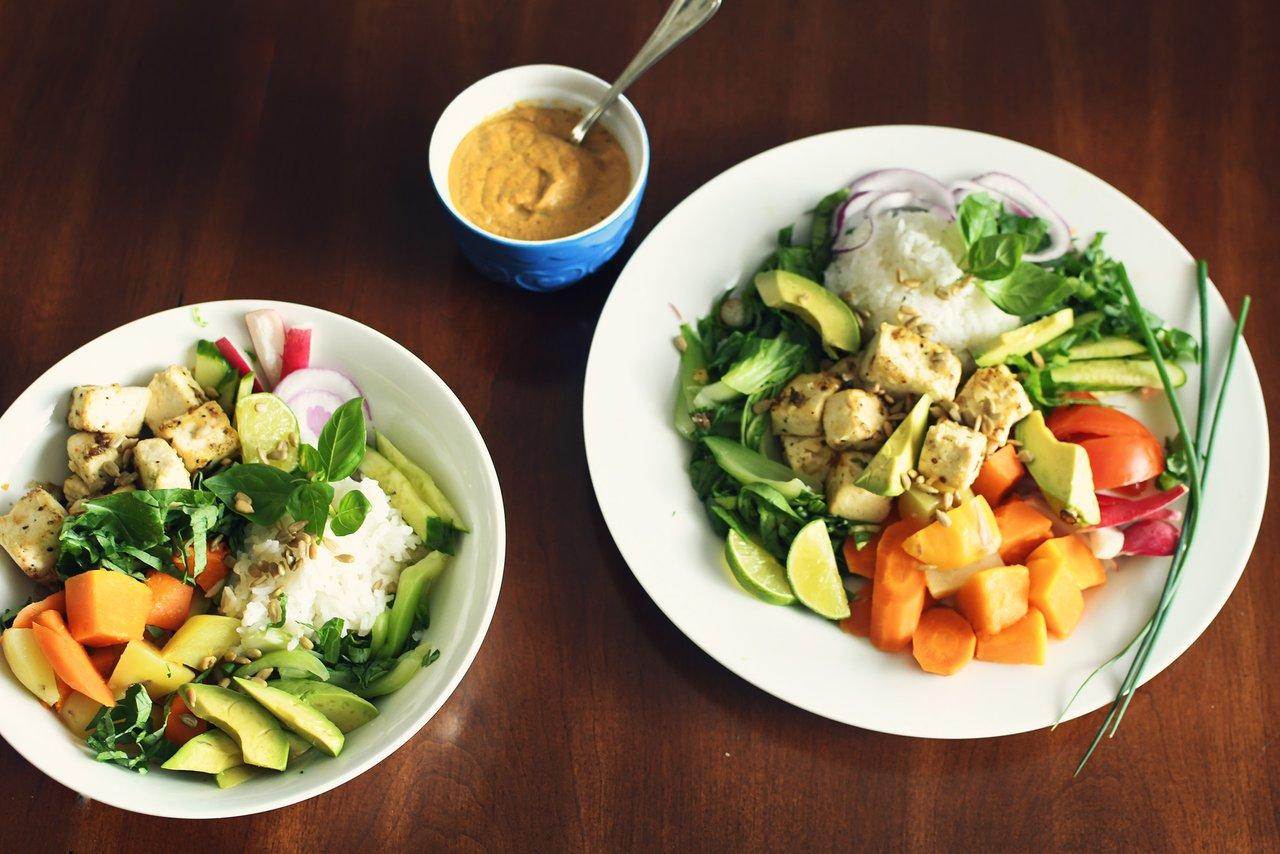Vegan Gado Gado With Avocado Hive Top Chef Peakd