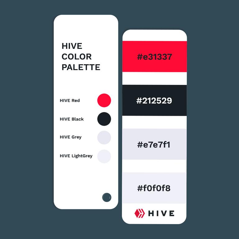 Hive Colors