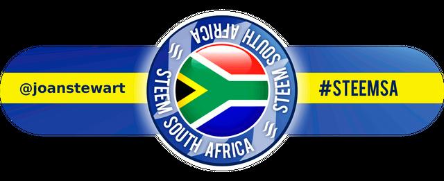 Steem South Africa @joanstewart