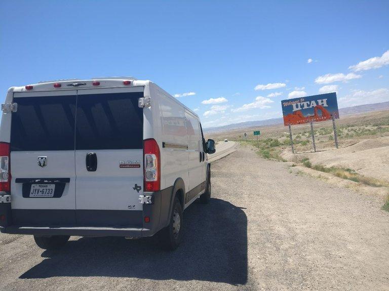 Onwards to Moab