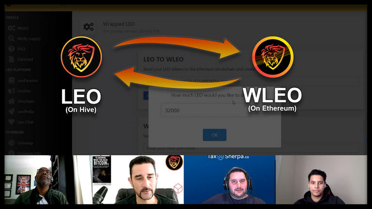 In this video (and written) guide, we'll walk you through the steps of wrapping LEO. It's a deceptively simple process. While it may sound complicated, there are only 3 real steps when it comes to wrapping LEO from Hive into wLEO on Ethereum.