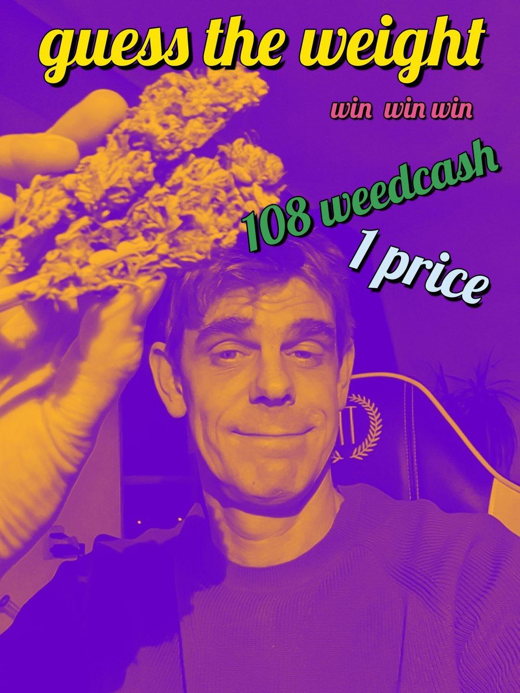 win weedcash 💵💵💵  💵💵💵