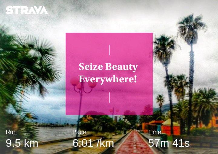 Seize Beauty Everywhare!