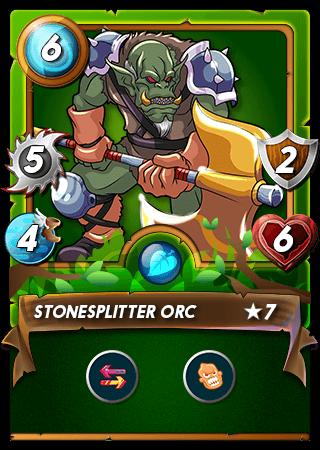 Stonesplitter Orc