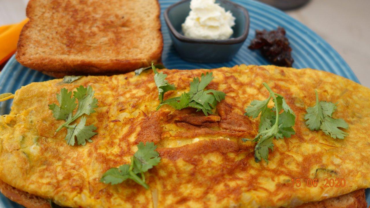 Bengali Omelette