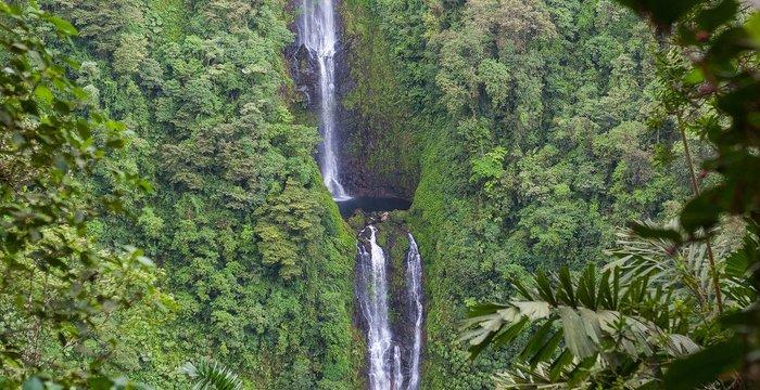Costa Rica trough back!