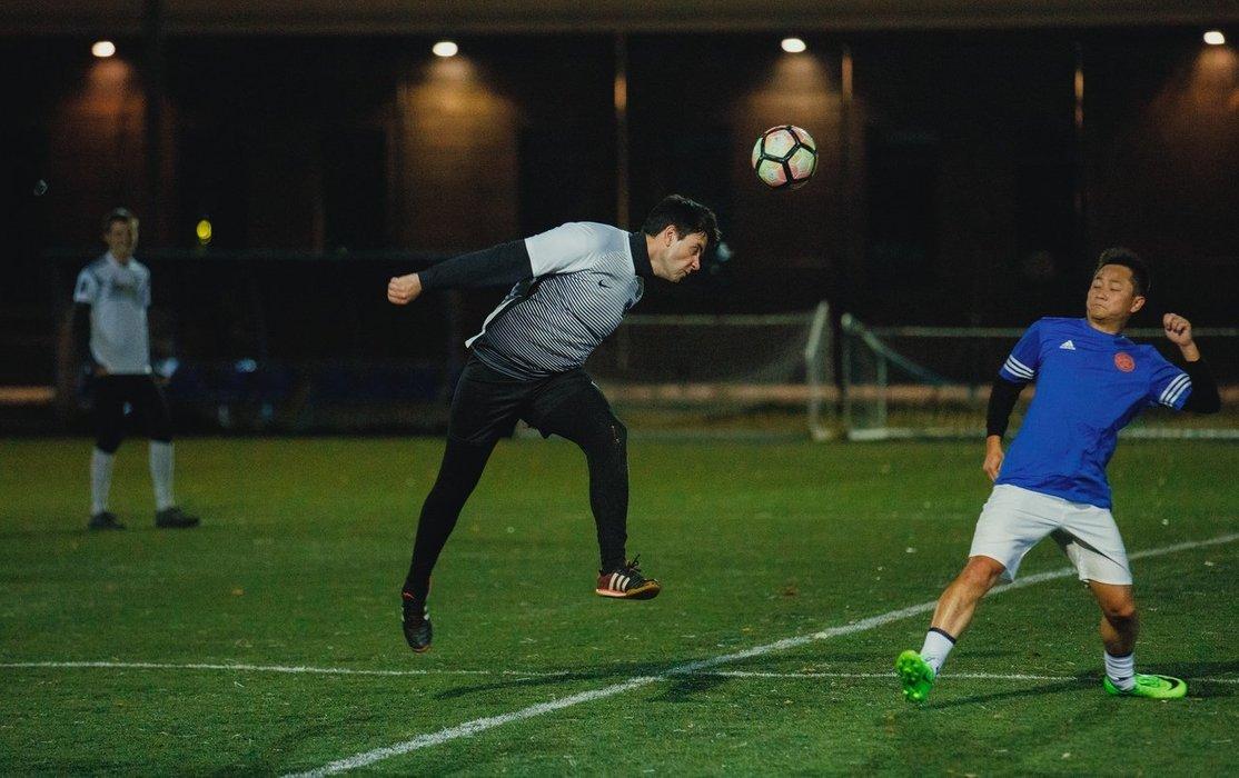 Hobby, soccer