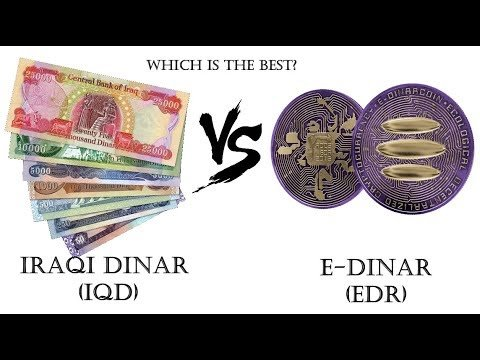 Iraqi Dinar Vs E Hive