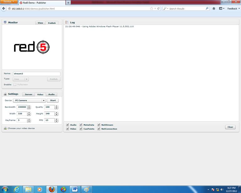 Gambar 3.9 Pengaturan video dari PC pribadi.png